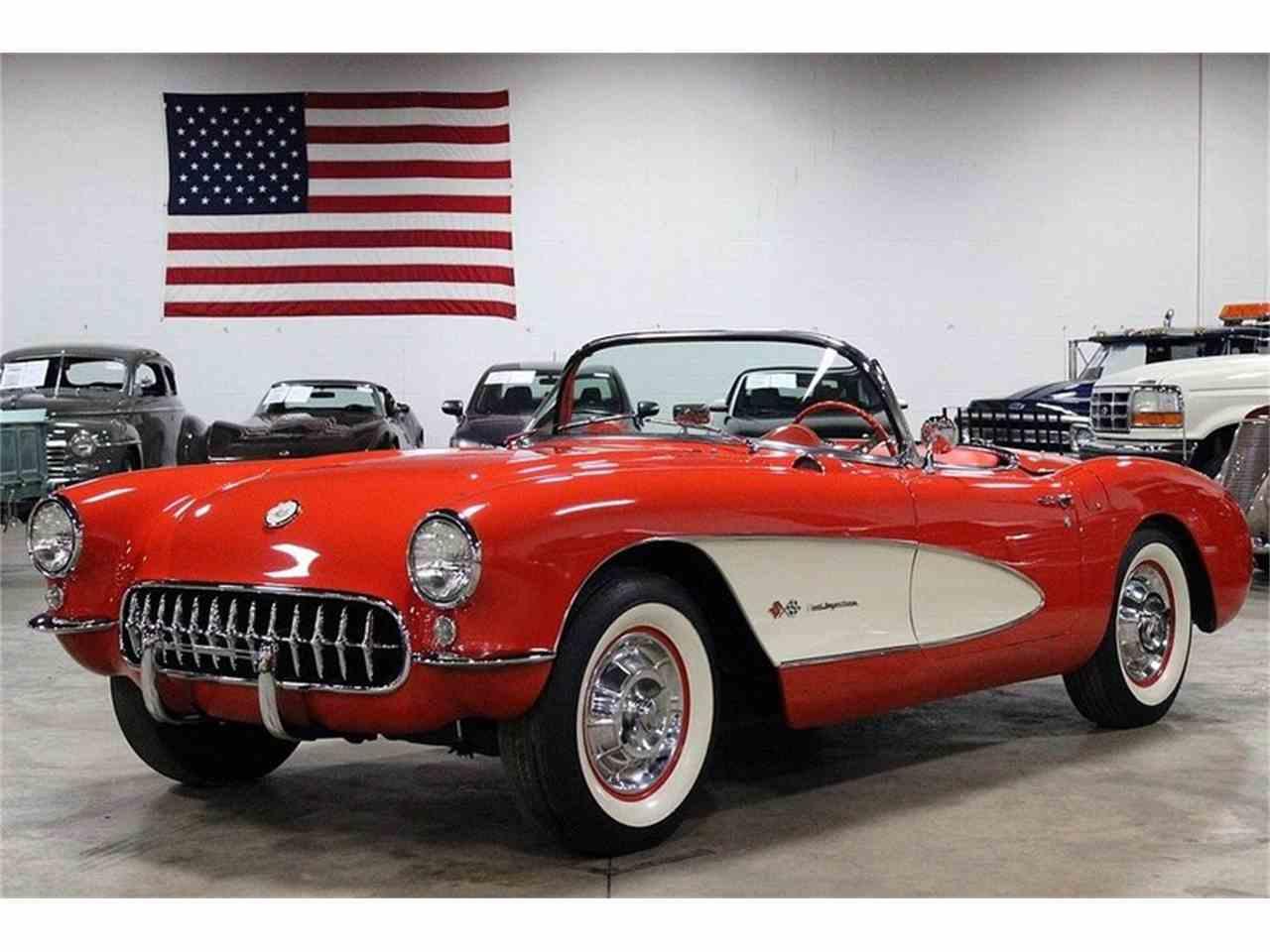 1957 chevrolet corvette for sale cc 962499. Black Bedroom Furniture Sets. Home Design Ideas