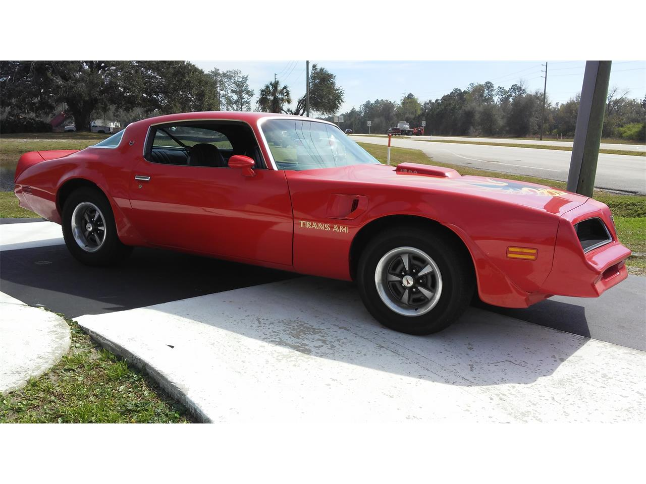 1977 Pontiac Firebird Trans Am For Sale Cc 960253 77 Tran Ignition Wiring Diagram Large Picture Of Kkxp
