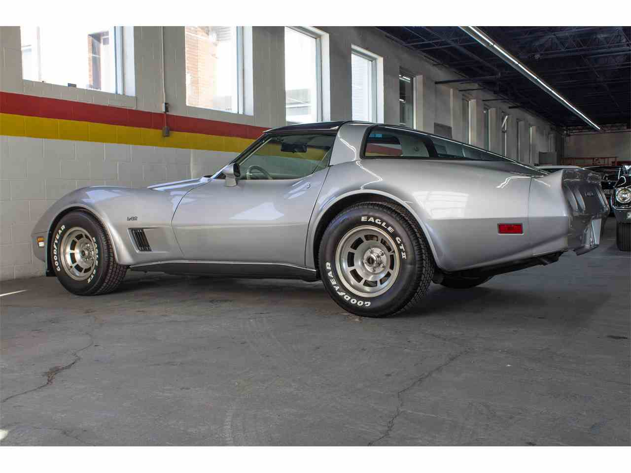 Large Picture of '80 Corvette - KKXT