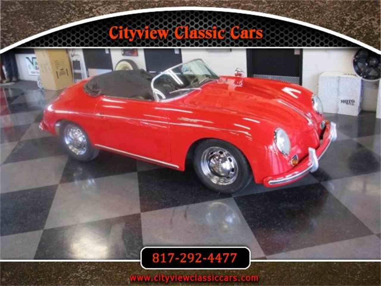 1956 Porsche 356 for Sale | ClassicCars.com | CC-962585
