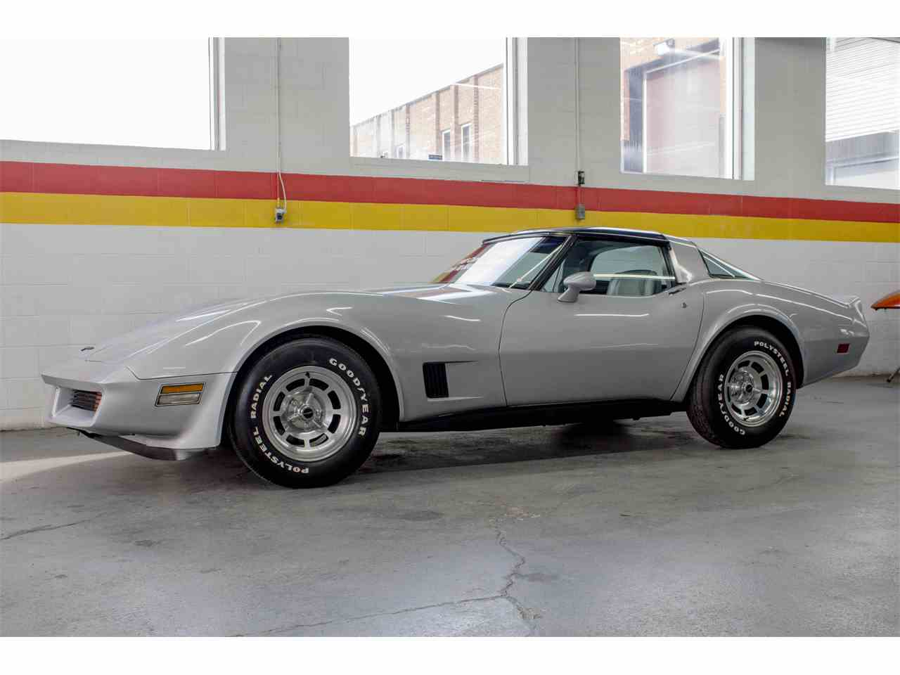 Large Picture of '81 Chevrolet Corvette located in Montreal Quebec - $26,900.00 Offered by John Scotti Classic Cars - KKXV