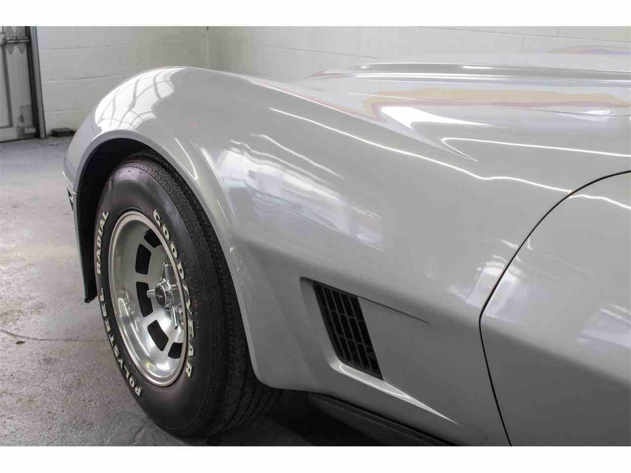 Large Picture of 1981 Chevrolet Corvette located in Quebec - $26,900.00 Offered by John Scotti Classic Cars - KKXV