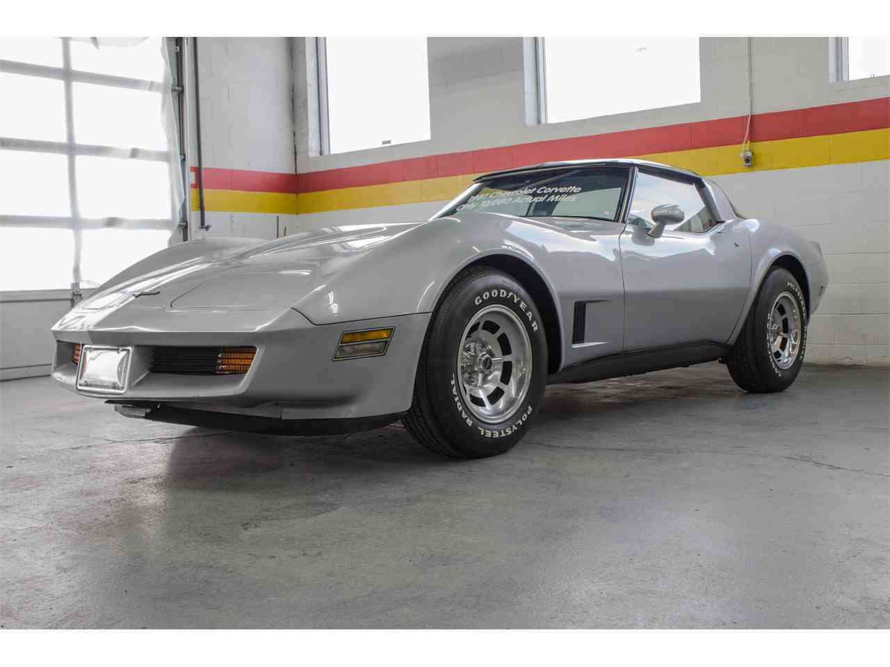 Large Picture of '81 Corvette located in Montreal Quebec - $26,900.00 Offered by John Scotti Classic Cars - KKXV