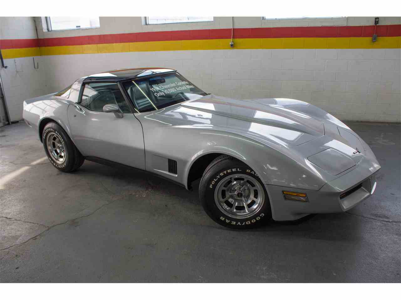Large Picture of 1981 Chevrolet Corvette Offered by John Scotti Classic Cars - KKXV