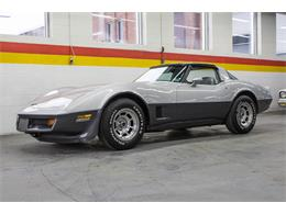 Picture of 1981 Corvette located in Montreal Quebec - $26,900.00 Offered by John Scotti Classic Cars - KKXW