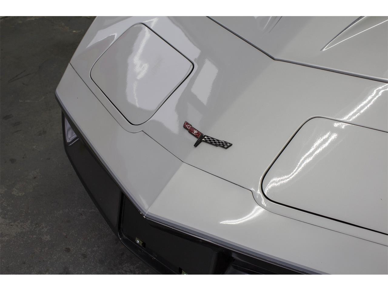 Large Picture of 1981 Chevrolet Corvette located in Quebec - $26,900.00 Offered by John Scotti Classic Cars - KKXW