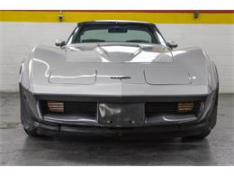 Picture of '81 Chevrolet Corvette located in Quebec Offered by John Scotti Classic Cars - KKXW