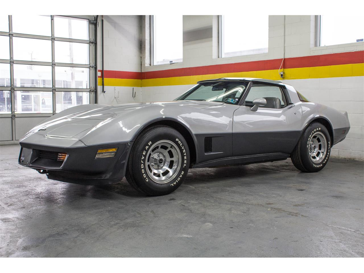 Large Picture of 1981 Chevrolet Corvette located in Montreal Quebec - $26,900.00 - KKXW