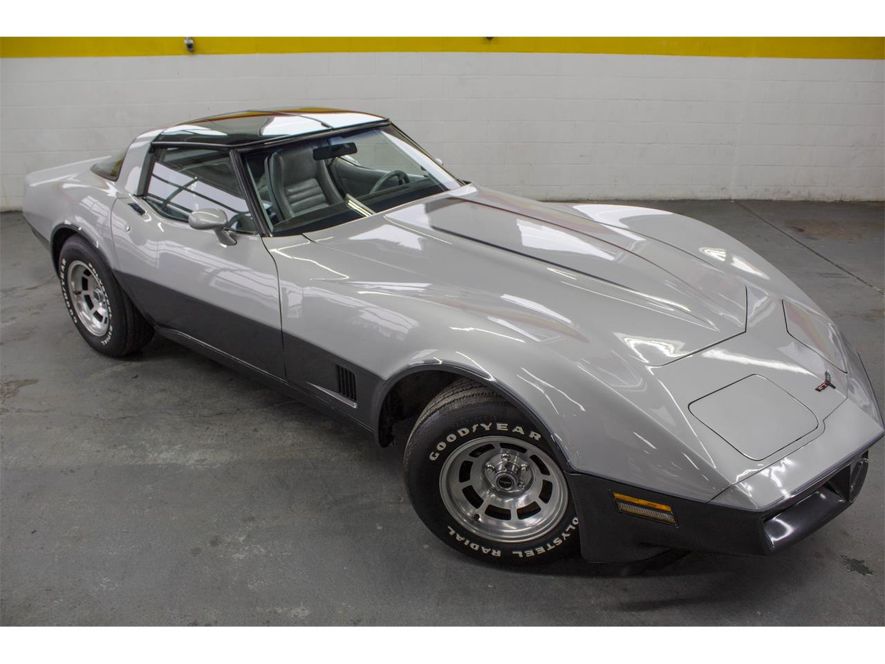 Large Picture of 1981 Corvette located in Montreal Quebec - KKXW