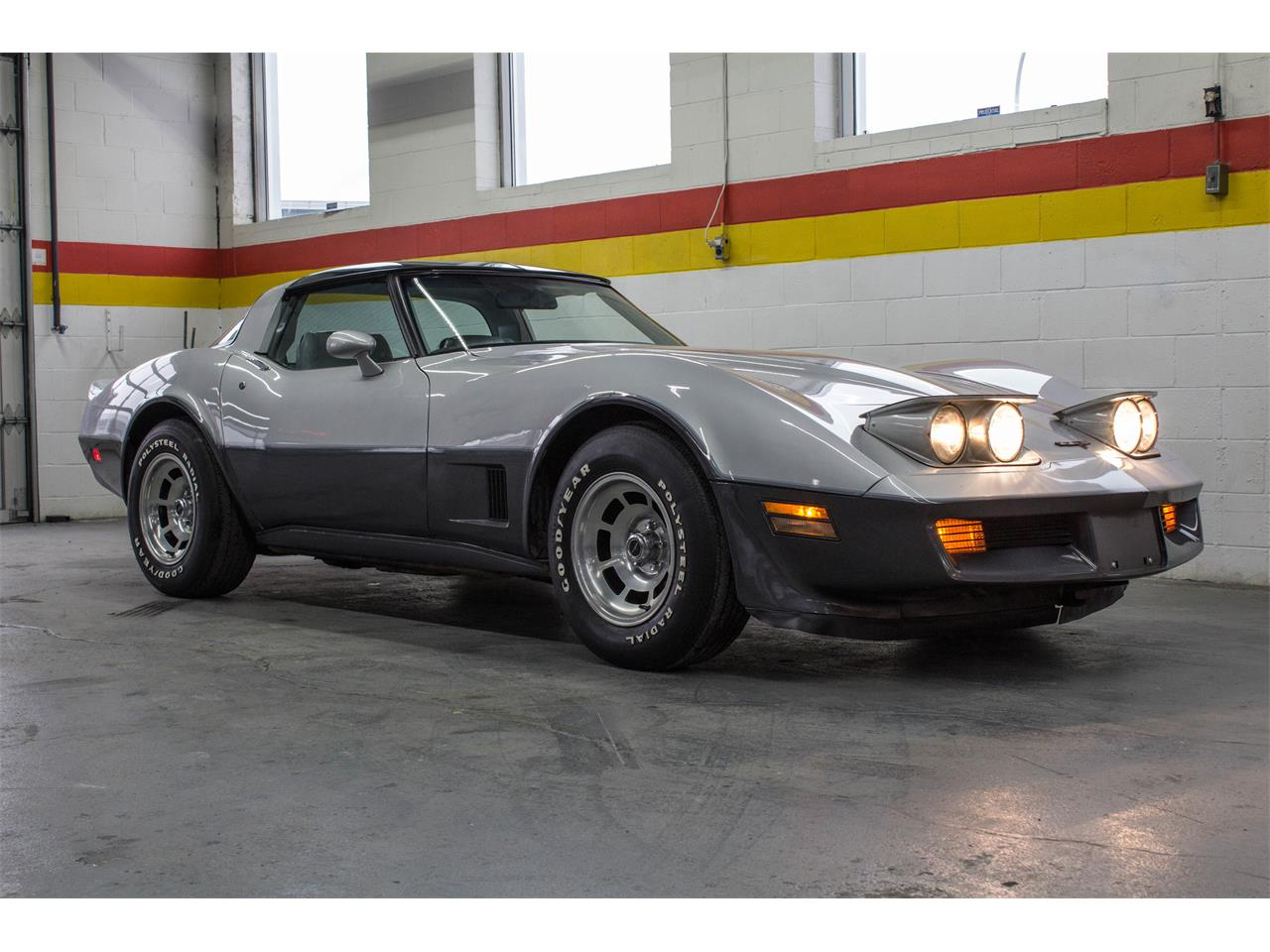 Large Picture of 1981 Corvette Offered by John Scotti Classic Cars - KKXW