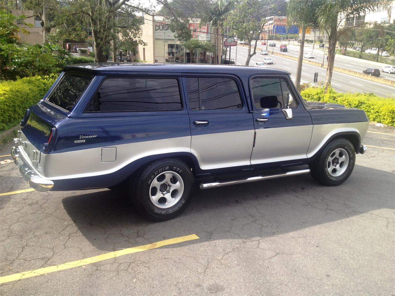 Large Picture of '85 SUV located in São Paulo Offered by a Private Seller - KMSF