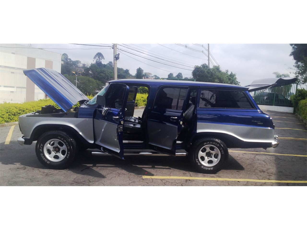 Large Picture of 1985 Chevrolet SUV located in São Paulo - $39,900.00 - KMSF