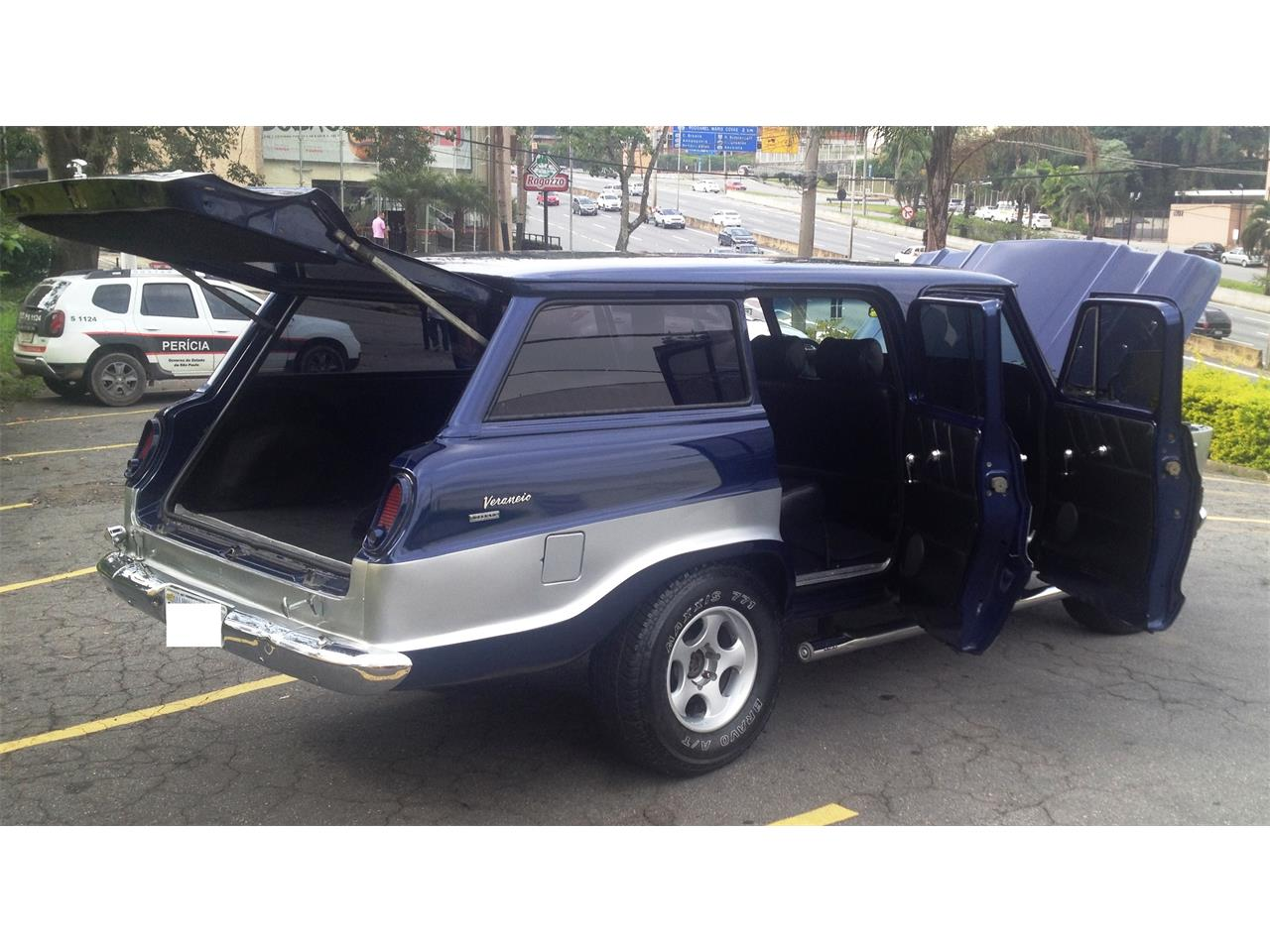 Large Picture of '85 SUV located in São Paulo São Paulo - $39,900.00 Offered by a Private Seller - KMSF