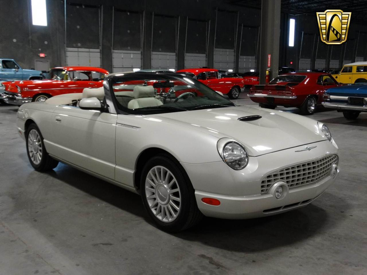Large Picture of '05 Thunderbird Offered by Gateway Classic Cars - Atlanta - KMSO