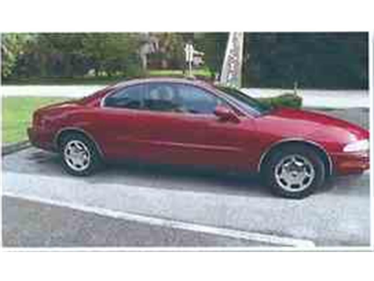 Large Picture of 1999 Buick Riviera located in Palm Beach Florida - KKY4