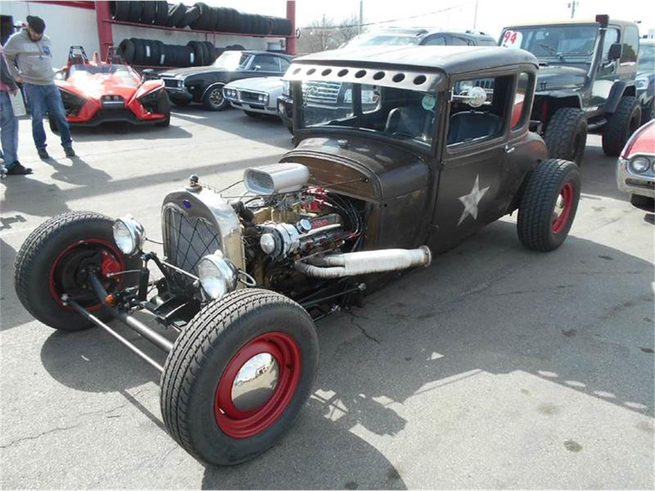 Large Picture of '29 Model A - KMVK
