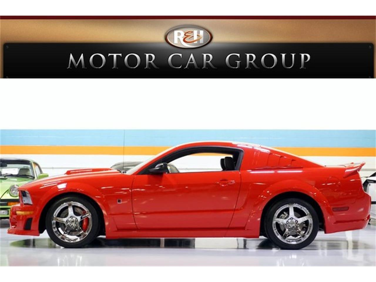 For Sale: 2006 Ford Mustang Roush Stage 3 in Solon, Ohio