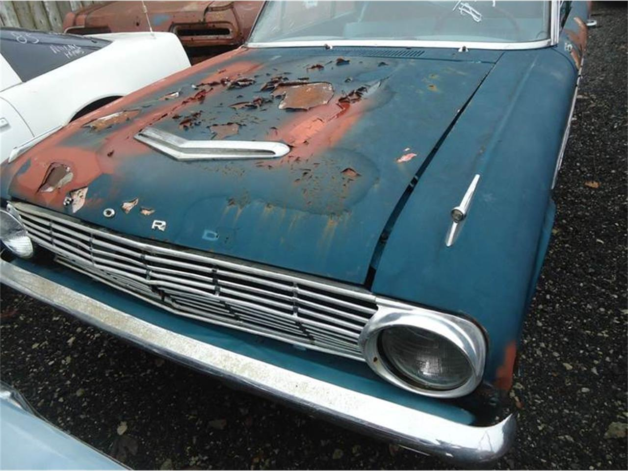 Large Picture of '63 Falcon - KMWM