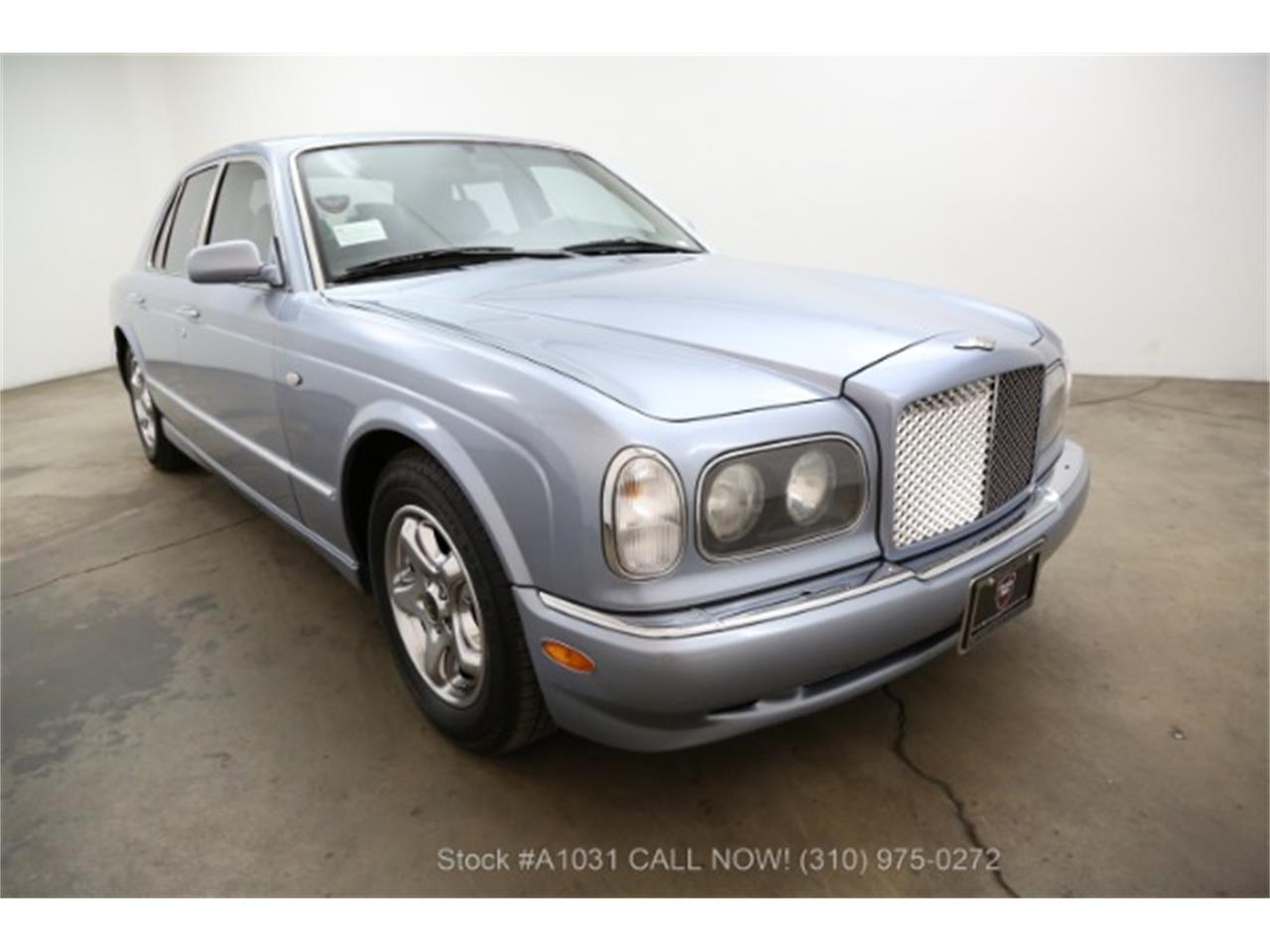 Large Picture Of 99 Bentley Arnage