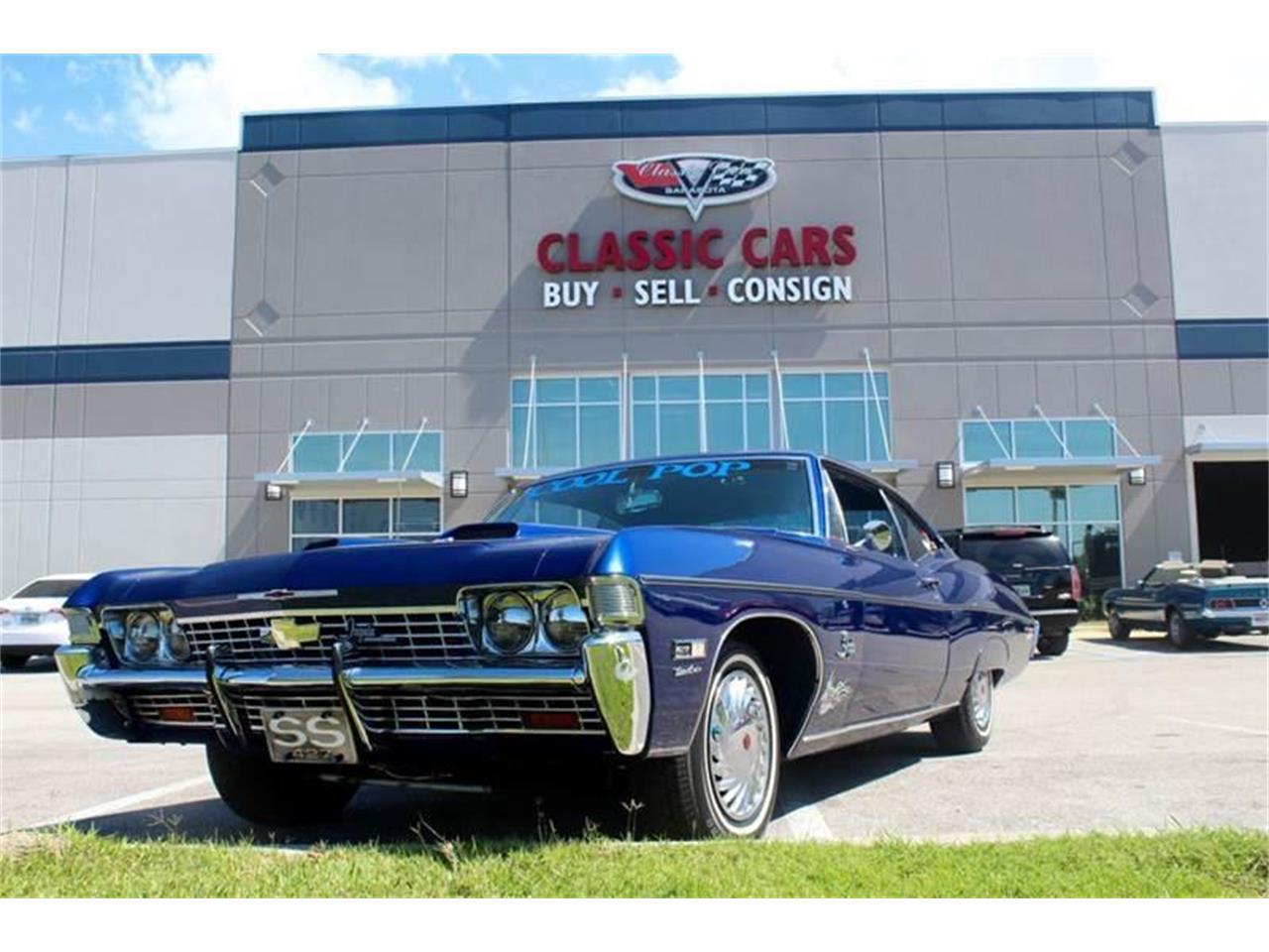 For Sale: 1968 Chevrolet Impala in Sarasota, Florida