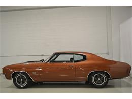 Picture of Classic 1971 Chevrolet Chevelle SS located in Texas - KMYM