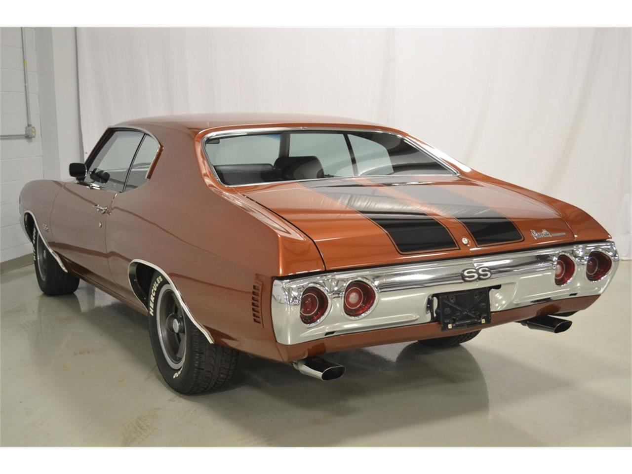 Large Picture of Classic '71 Chevrolet Chevelle SS located in Houston Texas - $69,995.00 Offered by a Private Seller - KMYM