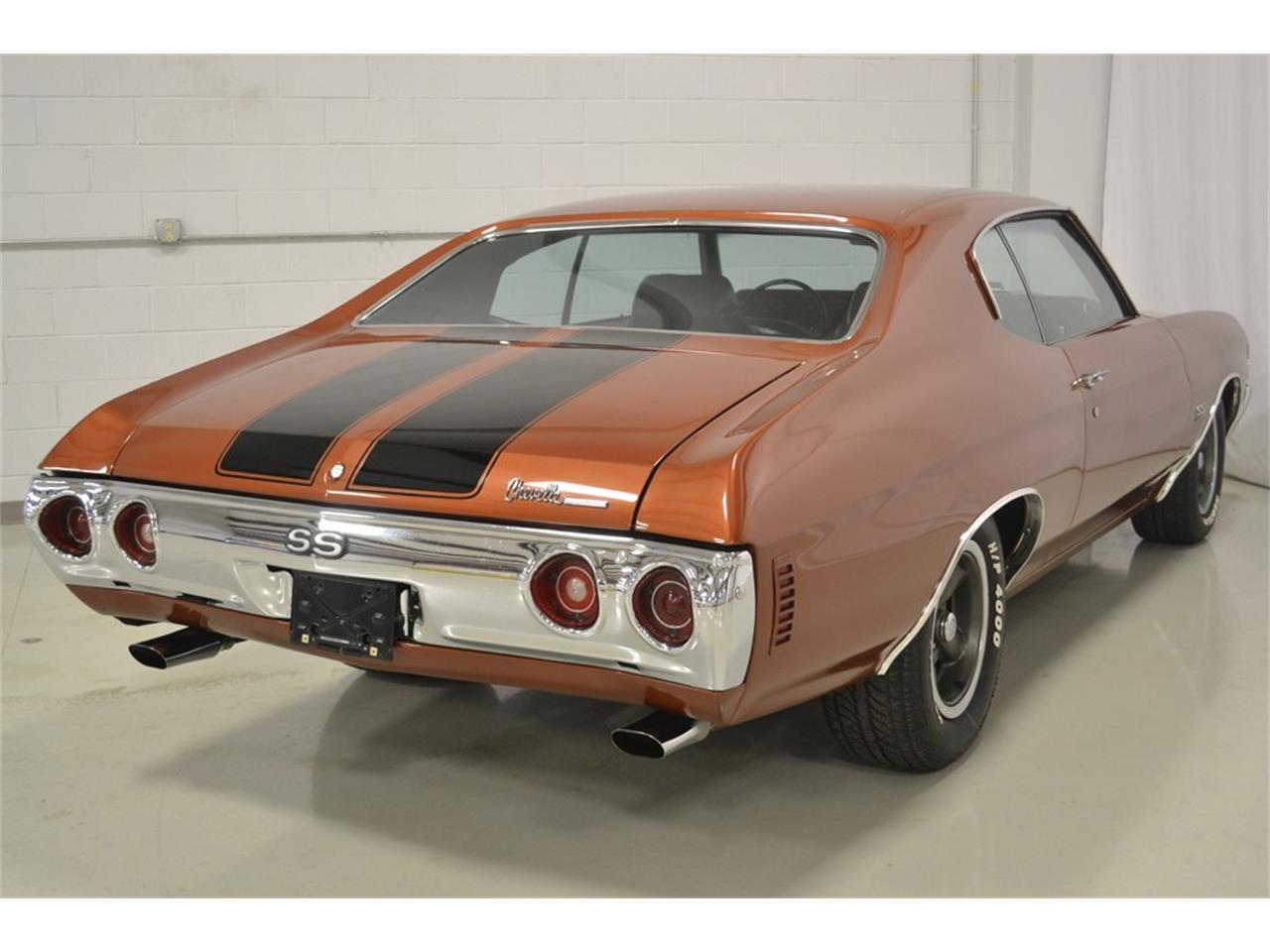 Large Picture of Classic 1971 Chevrolet Chevelle SS located in Houston Texas - $69,995.00 Offered by a Private Seller - KMYM