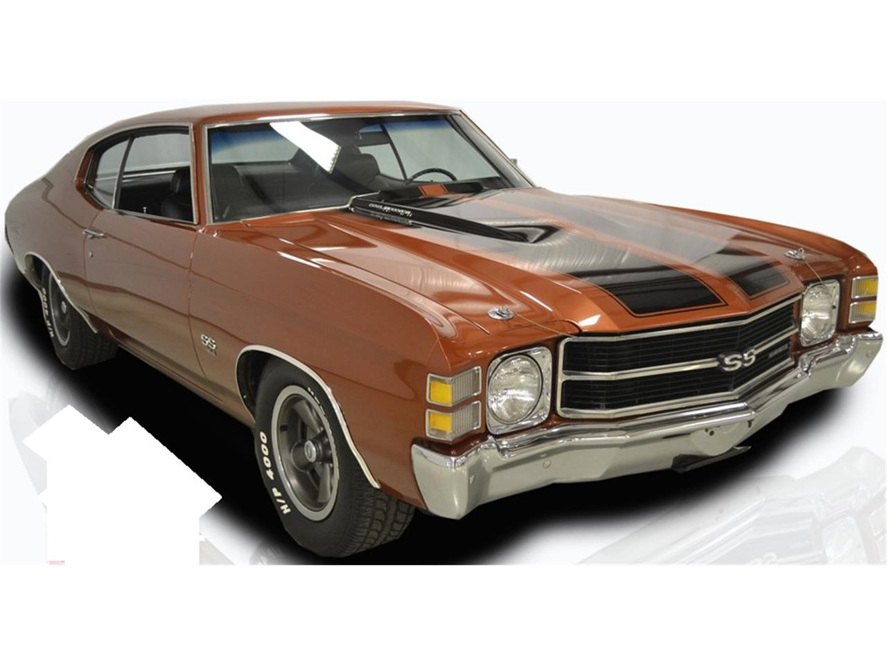 Large Picture of Classic 1971 Chevrolet Chevelle SS located in Texas - $69,995.00 - KMYM