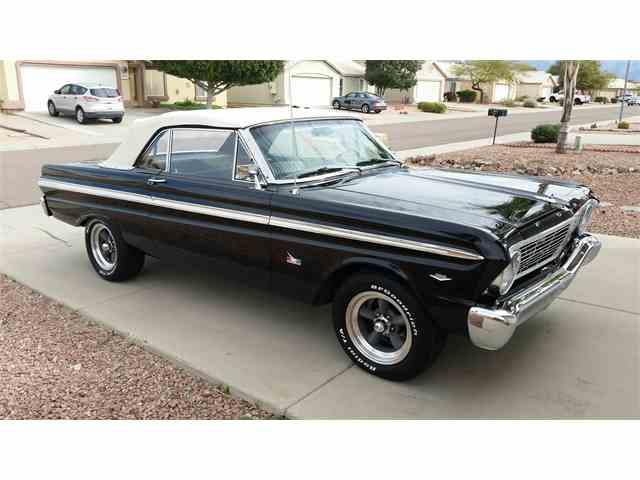 Picture of '65 Falcon Futura - KMYR