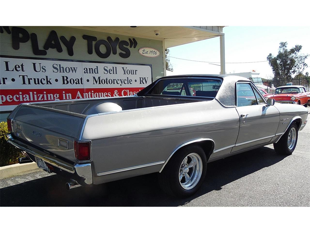 Large Picture of '72 Chevrolet El Camino - $15,995.00 Offered by Play Toys Classic Cars - KMZO