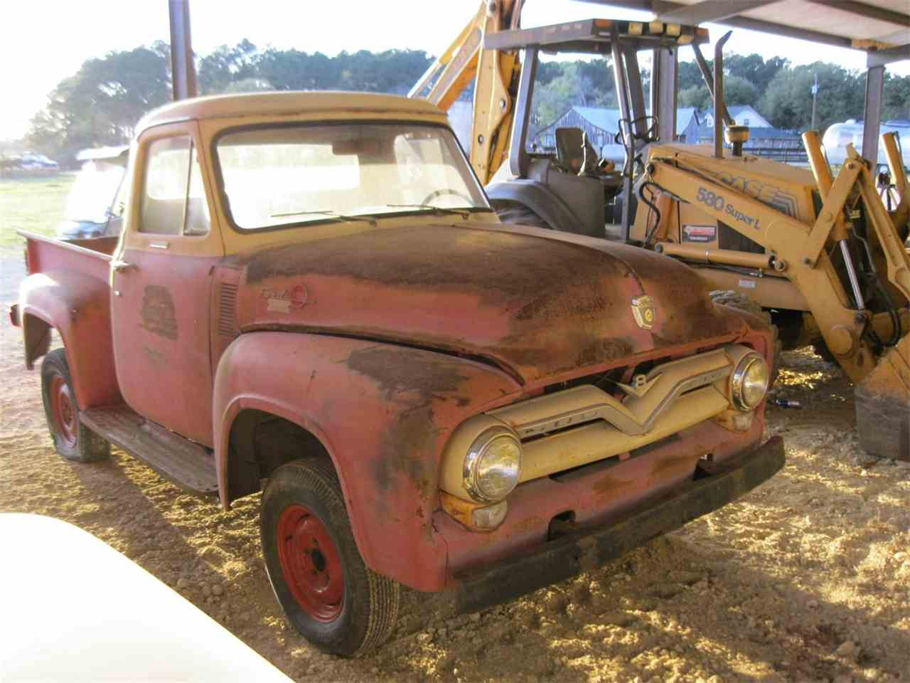 1955 Ford F100 for Sale | ClassicCars.com | CC-962919