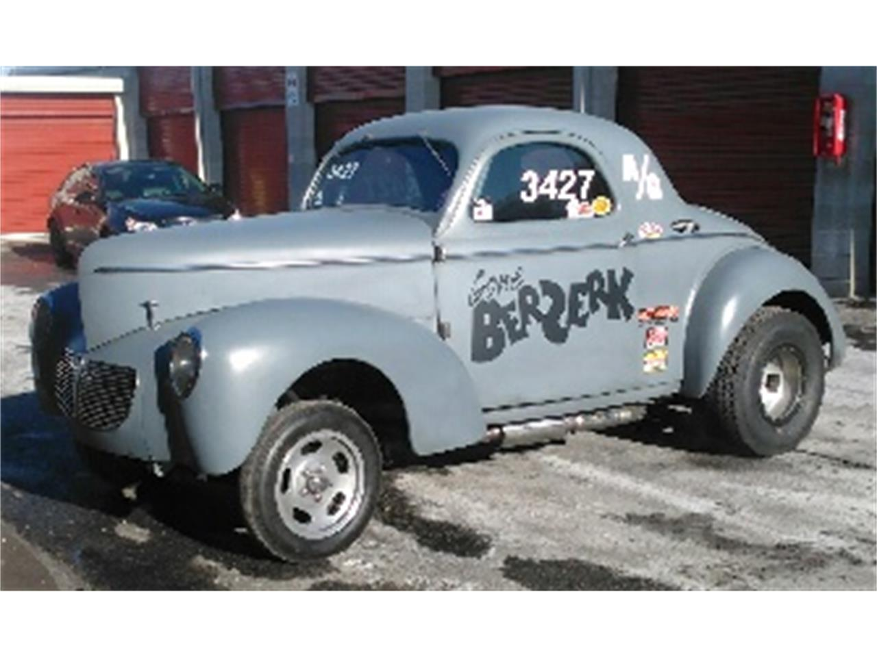 Large Picture of Classic '40 Willys Coupe located in Ajax Ontario - $64,750.00 Offered by a Private Seller - KMZY