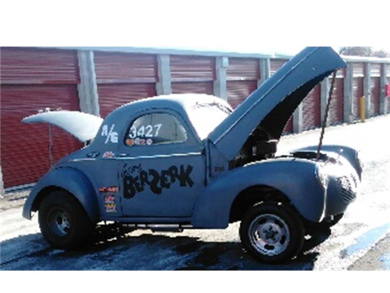 Large Picture of Classic '40 Willys Coupe - $64,750.00 Offered by a Private Seller - KMZY
