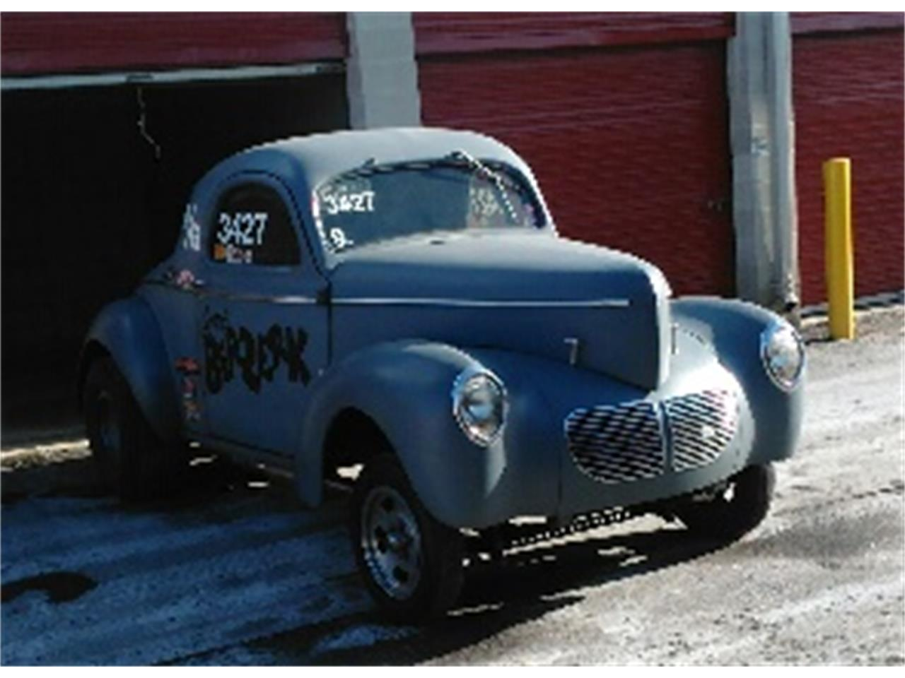 Large Picture of '40 Willys Coupe located in Ontario Offered by a Private Seller - KMZY