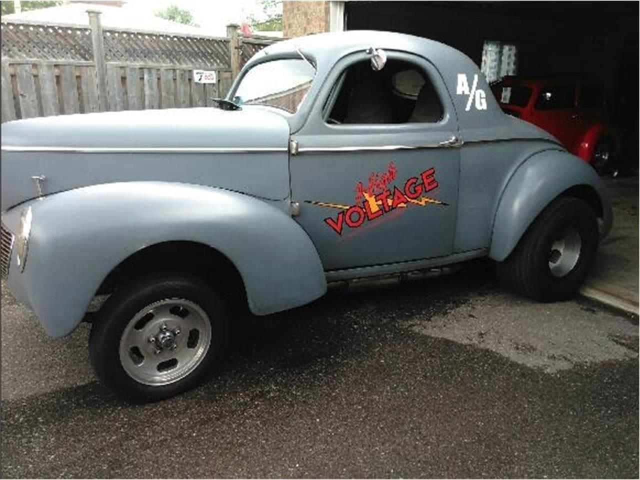 Large Picture of '40 Willys Coupe - $64,750.00 - KMZY