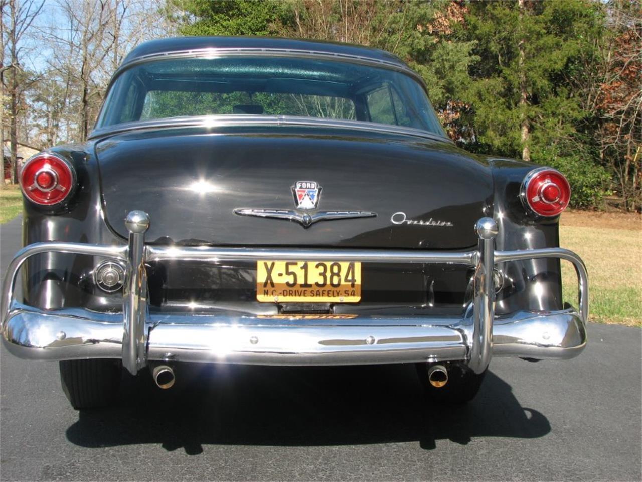 1954 Ford Crestline Glasstop Skyliner For Sale Vin Decoder Large Picture Of 54 Kn00
