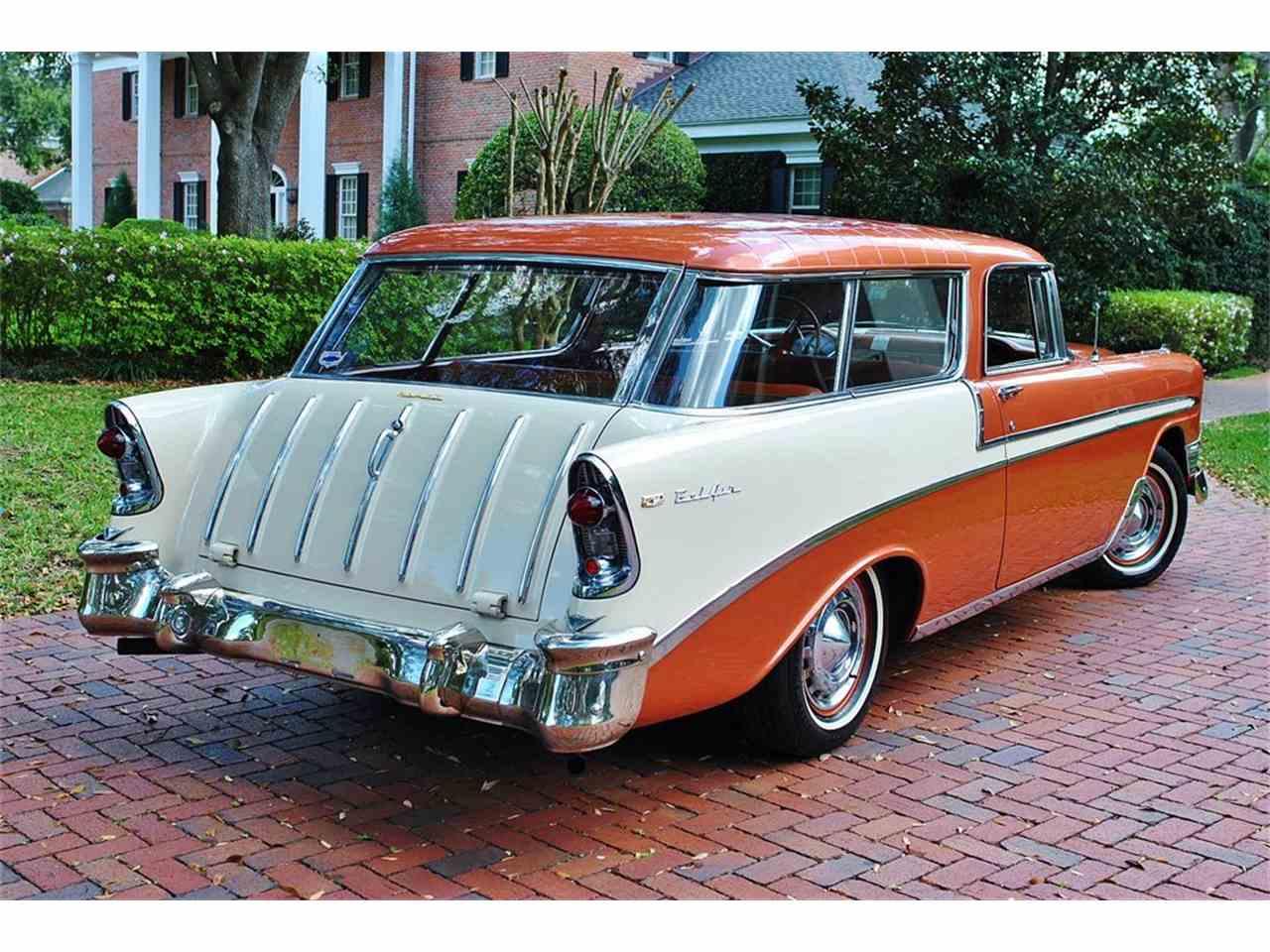 1956 Chevrolet Nomad for Sale   ClicCars.com   CC-962984