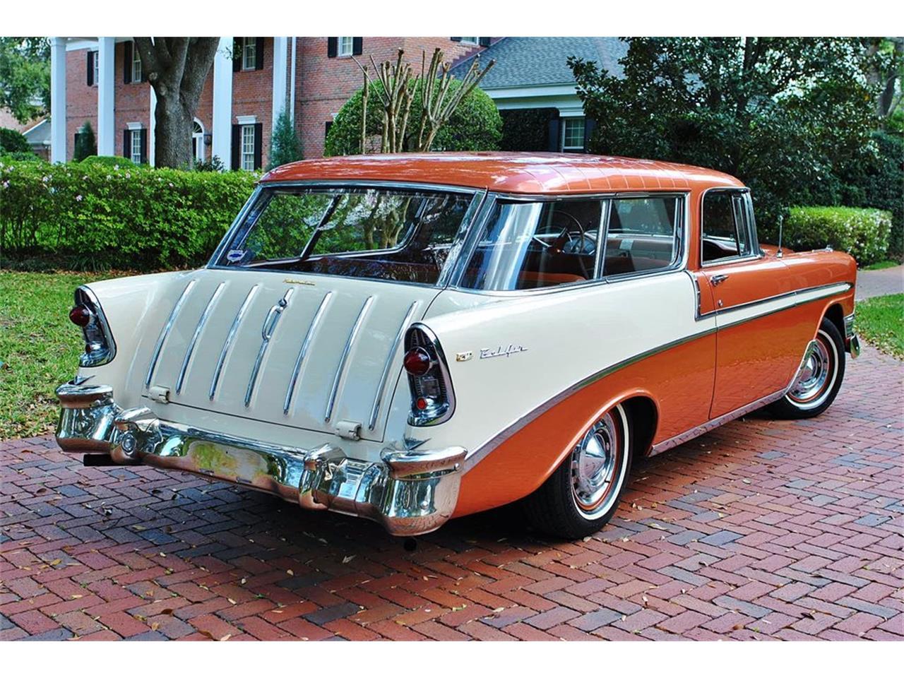 For Sale 1956 Chevrolet Nomad In Lakeland Florida