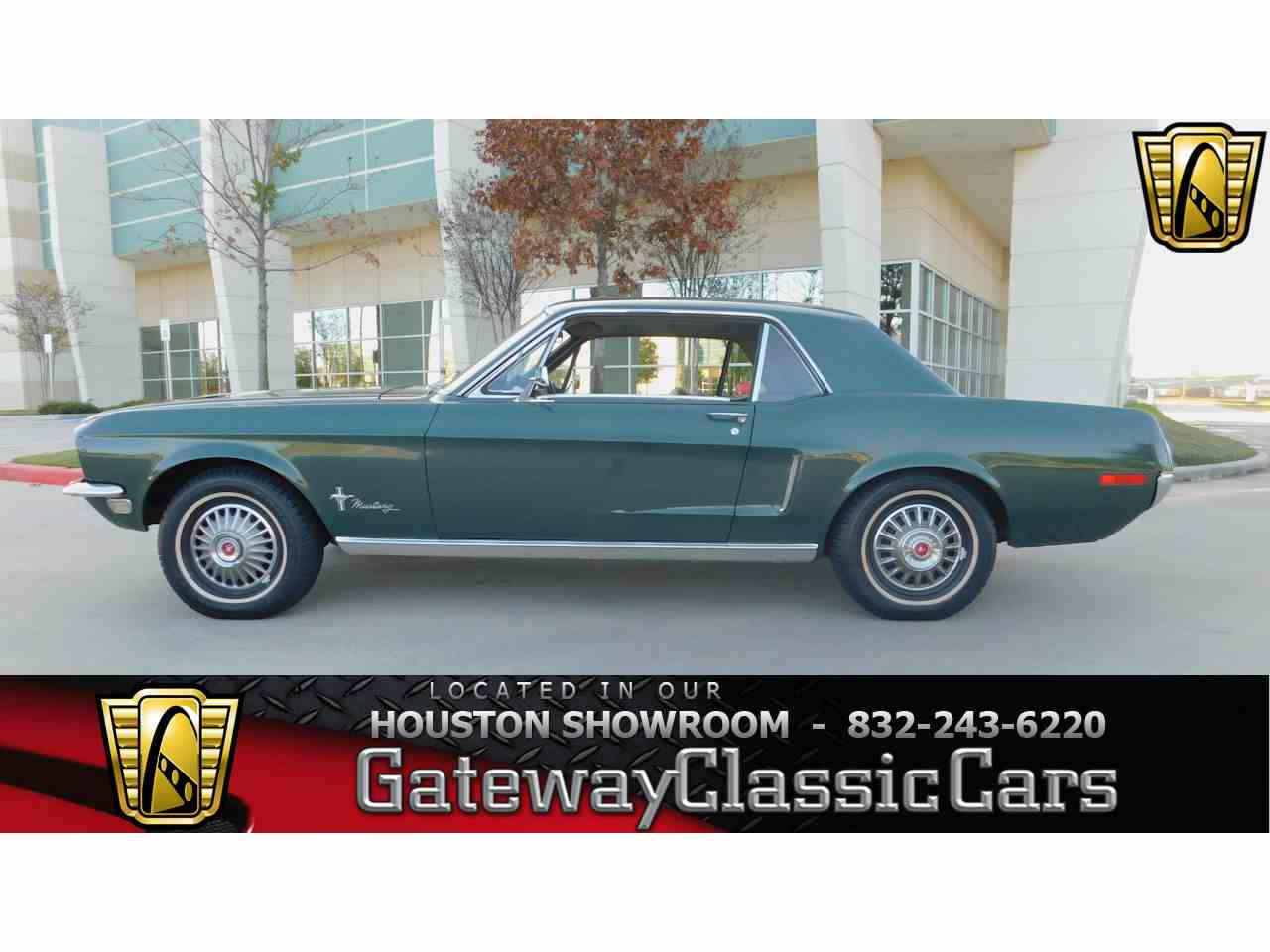 1968 Ford Mustang for Sale | ClassicCars.com | CC-963008