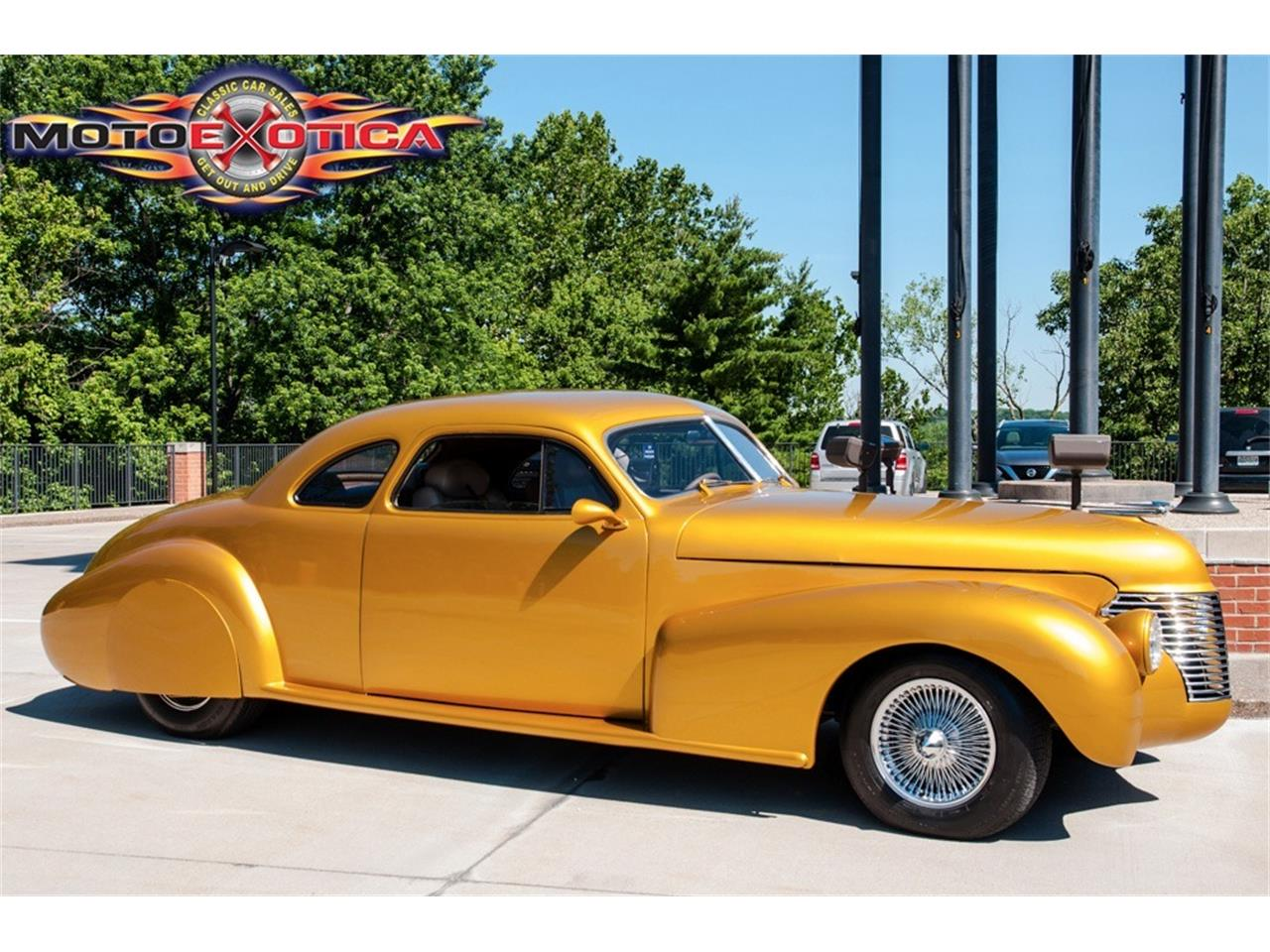 Large Picture of '40 Custom Coupe - KN3G