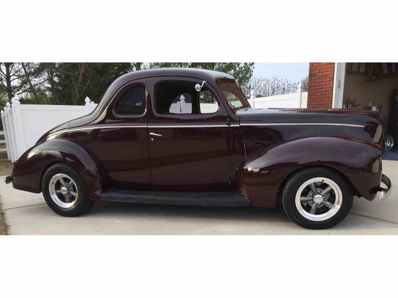1939 Ford Coupe For Sale