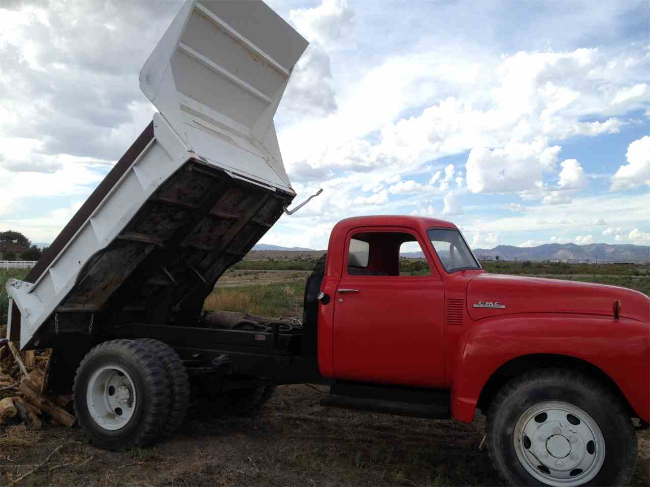 Large Picture of '50 Dump Truck - KKRJ