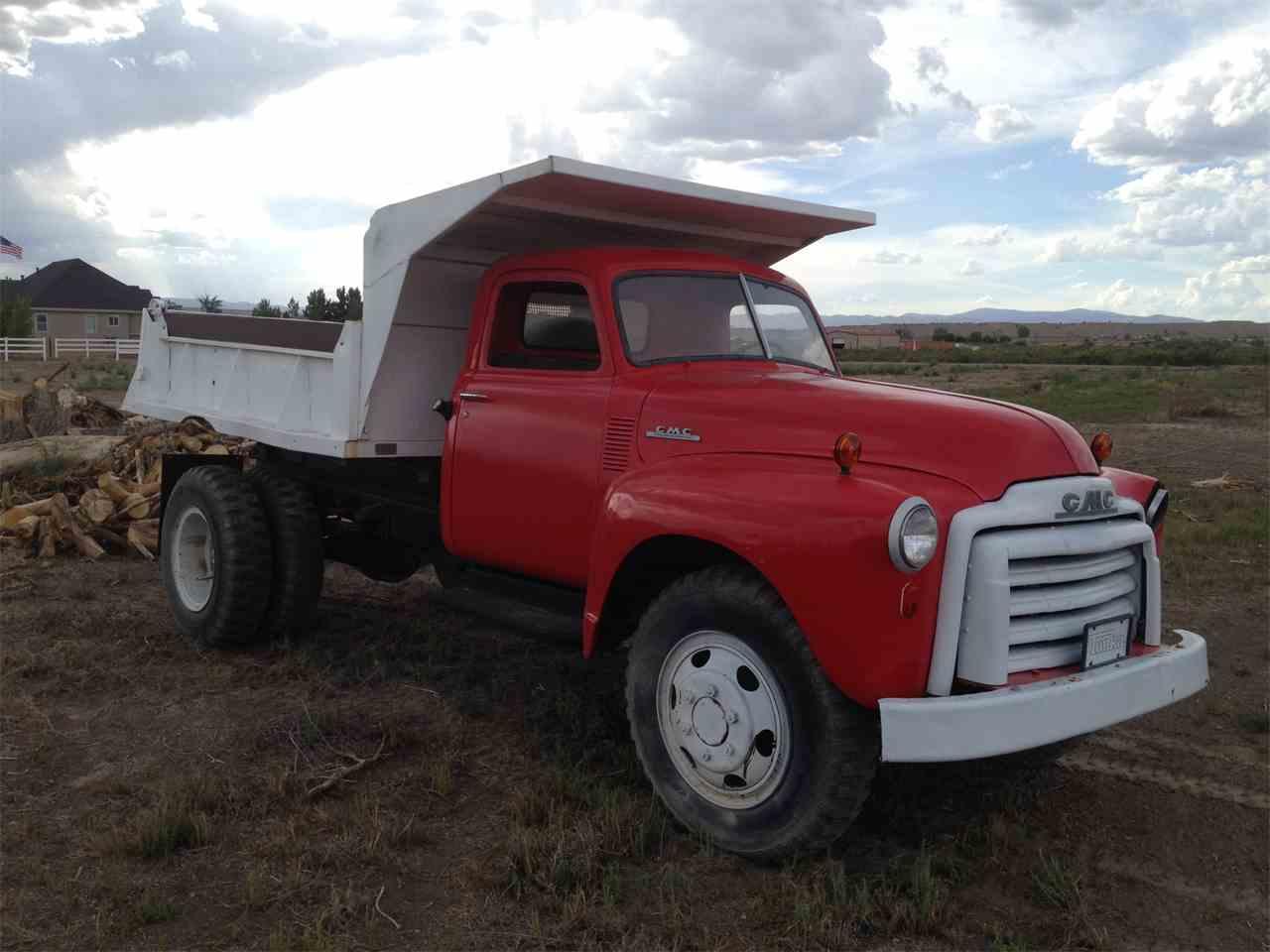 Large Picture of '50 Dump Truck - KKRJ