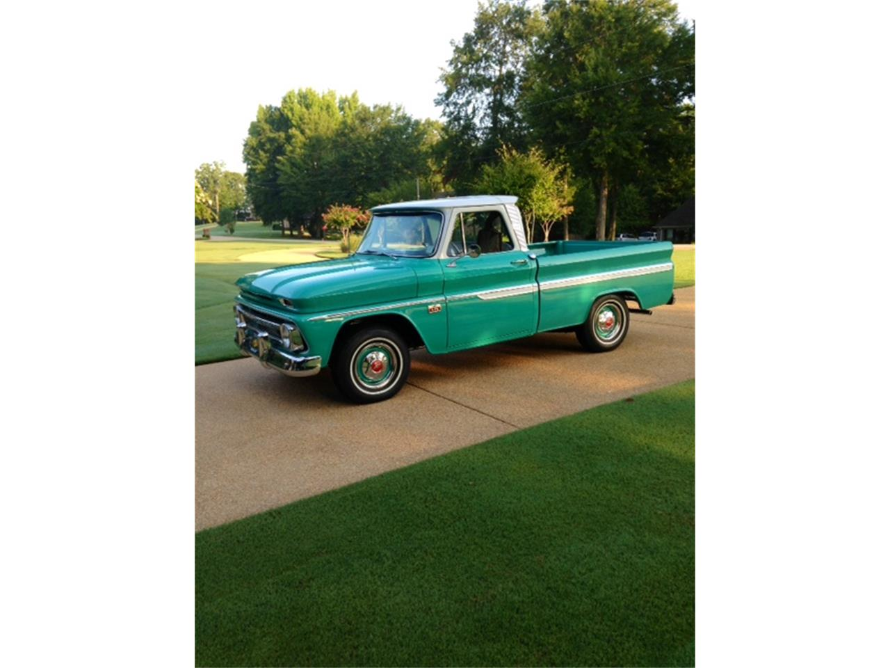 For Sale: 1966 Chevrolet C10 in Tupelo, Mississippi