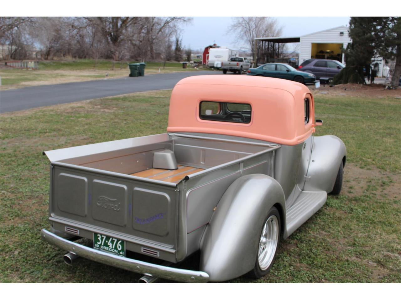 1941 Ford Street Rod For Sale Cc 963131 Truck Hot Large Picture Of 41 Kn5n