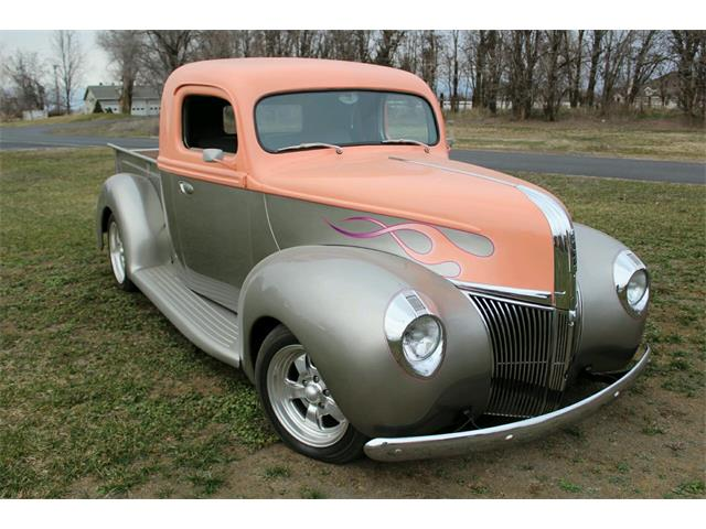 Picture of Classic '41 Ford Street Rod Offered by a Private Seller - KN5N