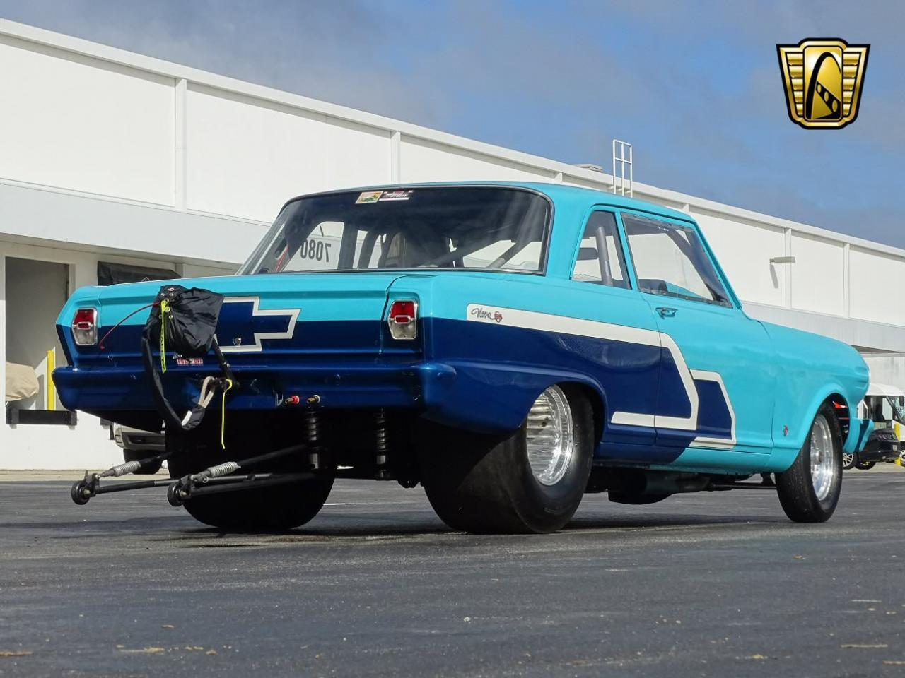 Large Picture of '62 Nova - KN60