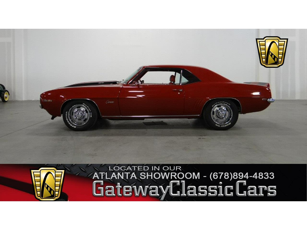 Large Picture of '69 Camaro - KN63