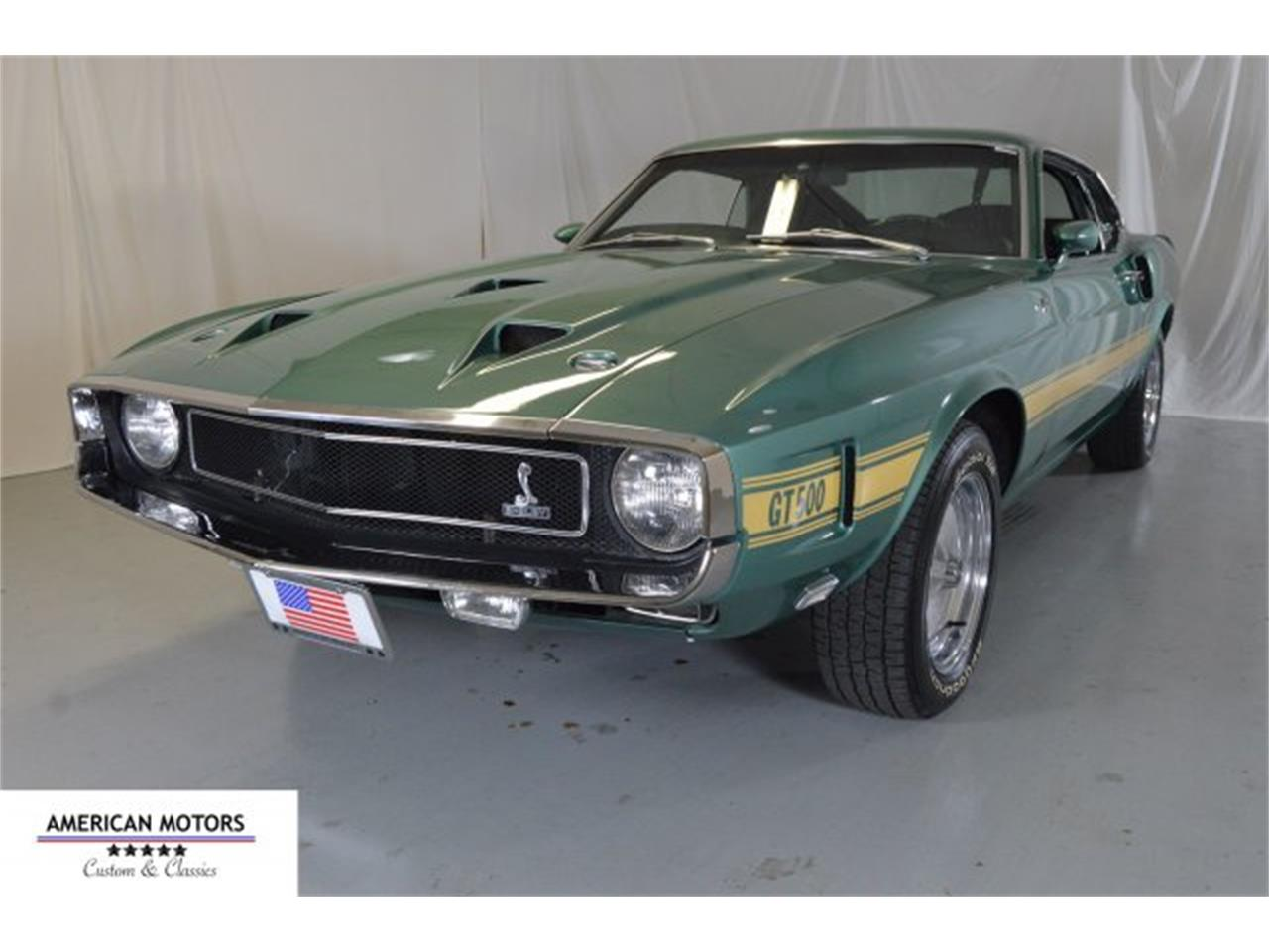 For sale 1969 ford shelby gt500 fastback in san jose california