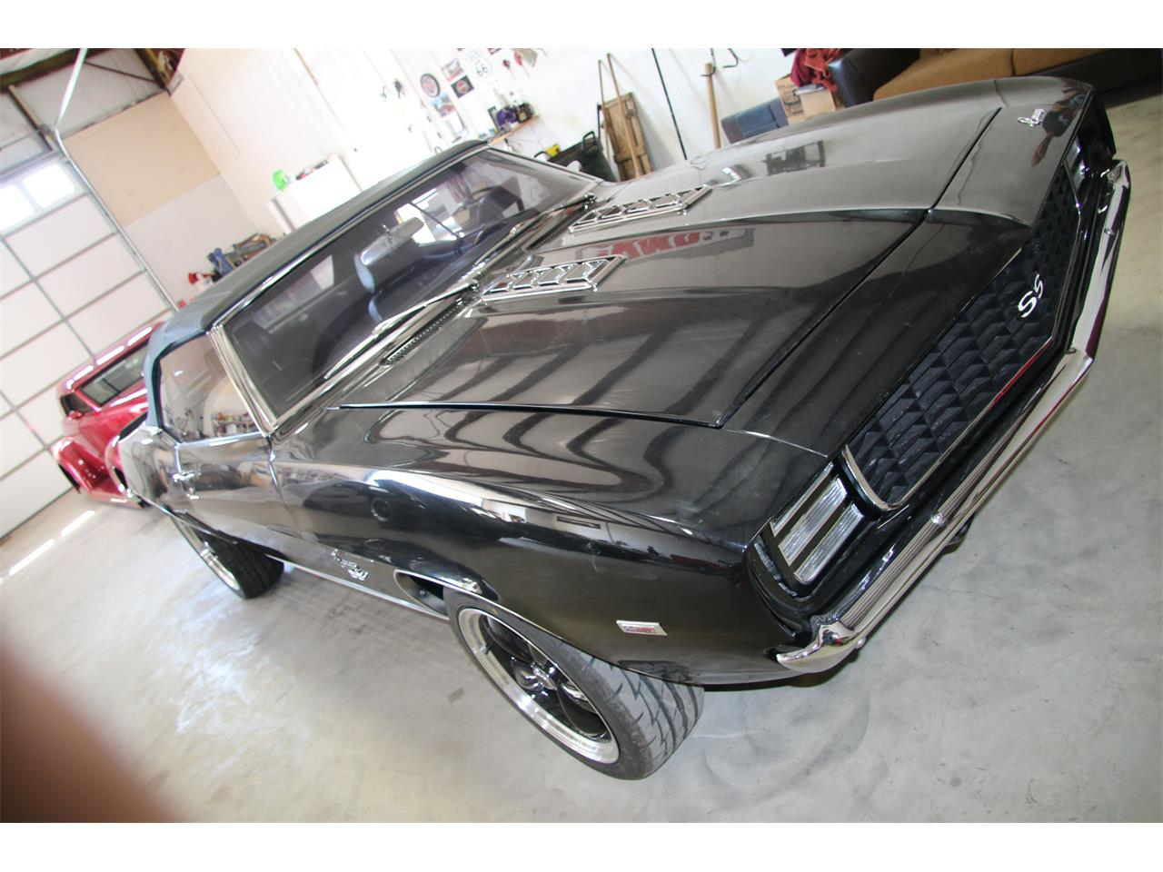 Large Picture of '69 Camaro RS - KN98